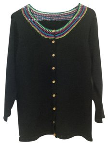 Babette Ballinger Cotton Cardigan