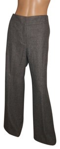 Etcetera Wool Wide Leg Pants Gray