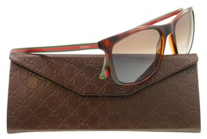 Gucci New Gucci Sunglasses GG 1055 Havana 0VYTF Brown 55mm