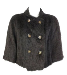 3.1 Phillip Lim Cropped Fur Coat