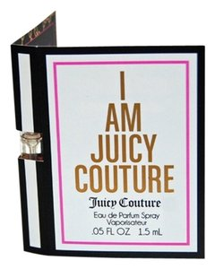 Juicy Couture NEW I Am Jucy Couture Edp Mini Travel Size Spray /Sample