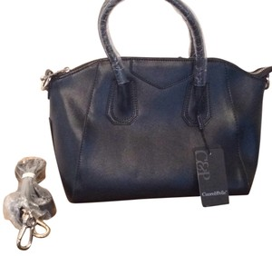 Cuore & Pelle Satchel in Black