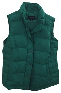 Lands' End Down Puffy Vest