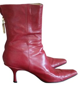Antonio Melani Red Boots