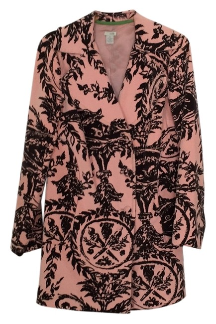Item - Pink and Brown -odille Coat Size 10 (M)
