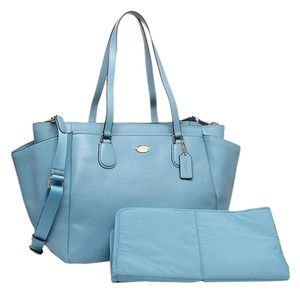 Coach Periwinkle Diaper Bag