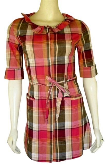 Preload https://item2.tradesy.com/images/anthropologie-red-little-yellow-button-with-a-flourish-plaid-above-knee-short-casual-dress-size-2-xs-1247946-0-0.jpg?width=400&height=650