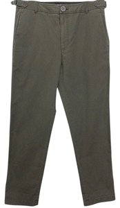 Club Monaco Chinos Size 6 New Boyfriend Pants Army Olive Green