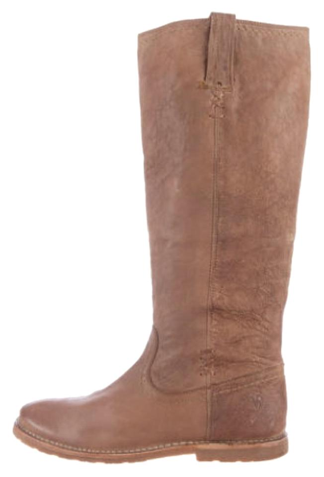 Women's Boots/Booties Frye Tan Bnwb Riding Boots/Booties Women's High-quality materials ee8c20