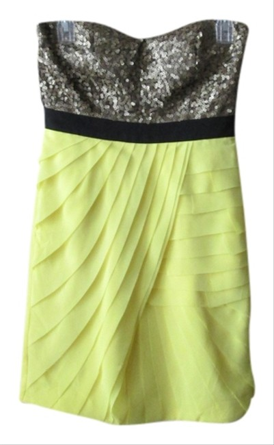 Preload https://item1.tradesy.com/images/modcloth-yellow-and-gold-minuet-short-night-out-dress-size-2-xs-1248000-0-0.jpg?width=400&height=650