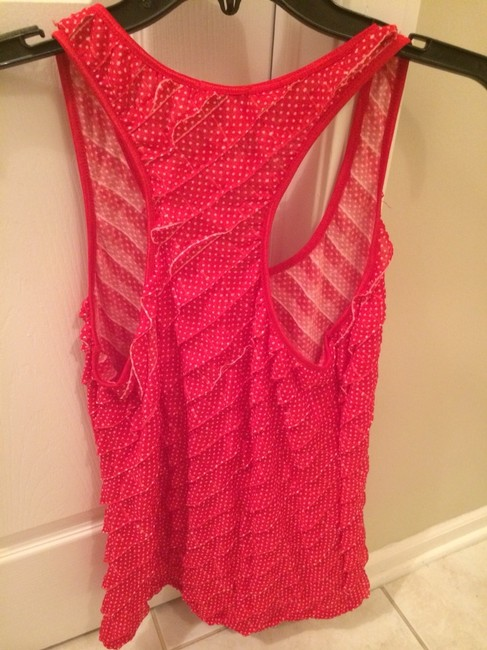 Charlotte Russe Top Red