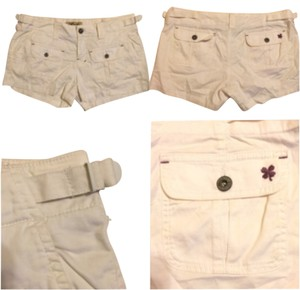 Lucky Brand Cargo Shorts White