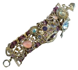 Betsey Johnson Betsey Johnson Encrusted Bracelet