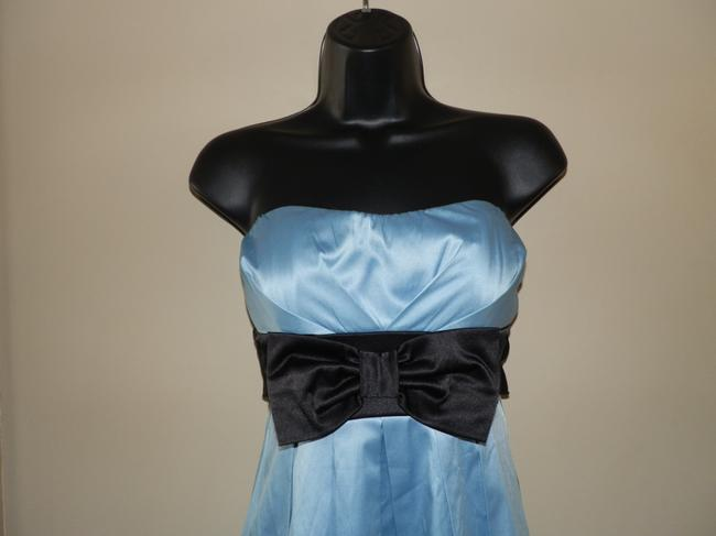Speechless Strapless Lined Ruffle Formal Dress
