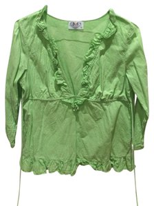 Juicy Couture Top Light Green