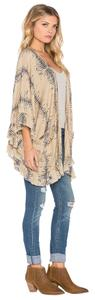 Tiare Hawaii Artsy Hand Crafted Gypsy Cardigan
