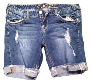 Rue 21 Distressed Ripped Shorts