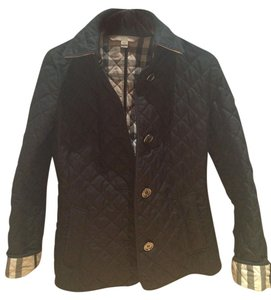 Burberry Brit Copford Quilted Black Jacket