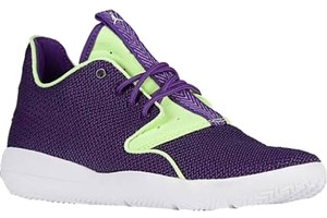Nike Girls Sneakers Purple/Neon Athletic