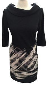 Jonathan Martin Figure Flattering Sexy Knit Dress