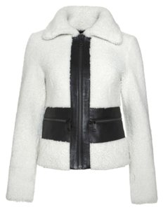 Scoop NYC Fur Coat