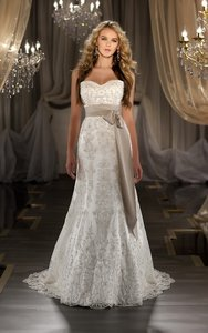 Martina Liana 419 Wedding Dress
