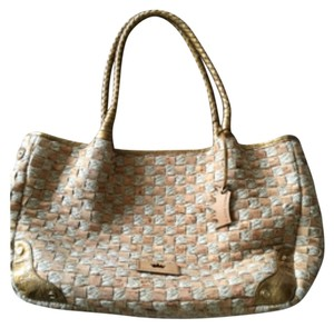 Elaine Turner Tote in Tan