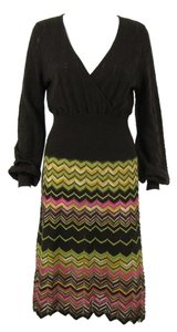 Multi-Color Maxi Dress by M Missoni