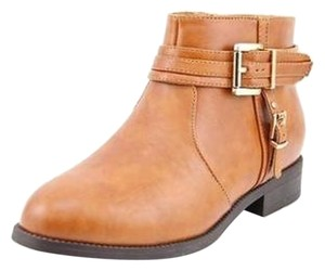 Wanted Tan Boots