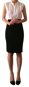 Carmen Marc Valvo Skirt Black