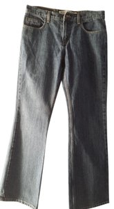 Express Flare Pants blue