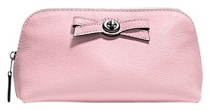 Coach COACH TURNLOCK BOW COSMETIC CASE NEW