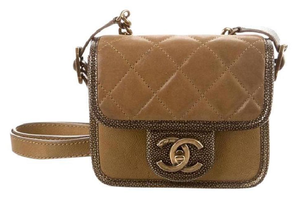 4d82a580892335 Chanel Mini Classic Flap Cc Lock Back To School Paris-bombay Cross Body Bag  Image ...
