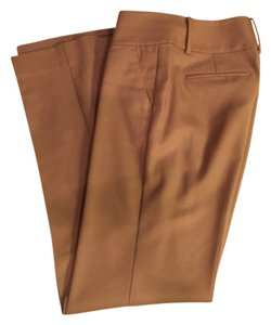 Ann Taylor Straight Pants Tan