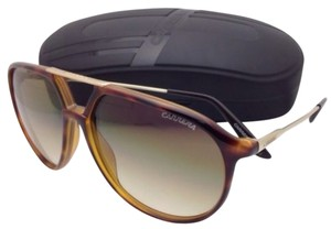 Carrera New Sunglasses CARRERA 85/S 8KGHM 59-13 Havana Tortoise Frame w/Brown Gradient Glass Lenses