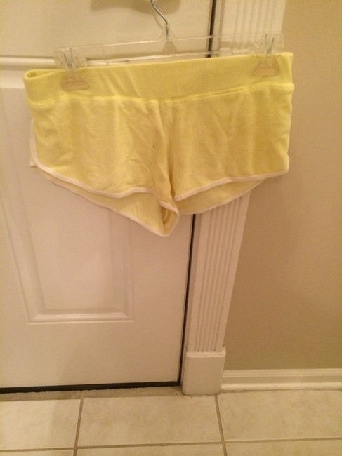 One Step Ahead Shorts Yellow