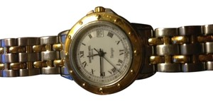 Raymond Weil Two tone Watch Raymond Weil both for Men.