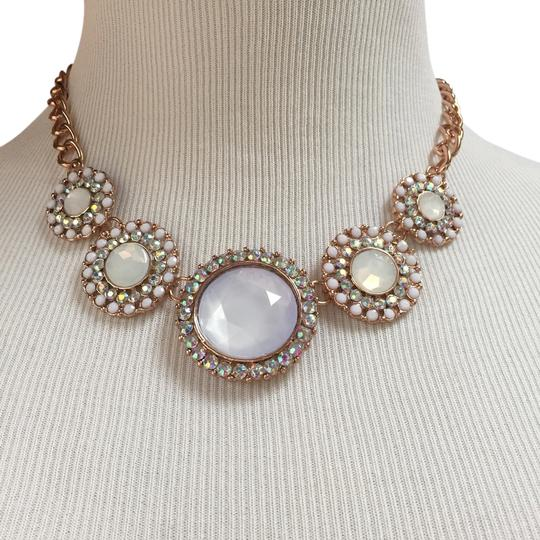 Preload https://item4.tradesy.com/images/charming-charlie-whitetranslucent-necklace-1248898-0-1.jpg?width=440&height=440