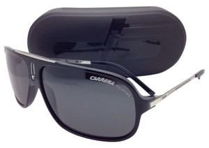 Carrera POLARIZED Sunglasses CARRERA COOL/S CSA RA Black Frames w/ Gray Lenses