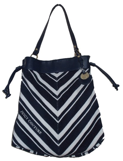 Preload https://item5.tradesy.com/images/juicy-couture-sarah-chevron-print-large-yhrus399-navywhite-terry-leather-hobo-bag-1249144-0-0.jpg?width=440&height=440