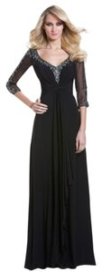 Feriani Couture 3/4 Sleeves Mother Of The Bride Dress