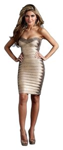 Terani Couture Short Mini Dress