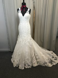Allure Bridals C202 Wedding Dress