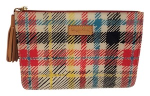 Dooney & Bourke Plaid Clutch
