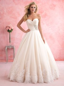 Allure Bridals 2813 Wedding Dress