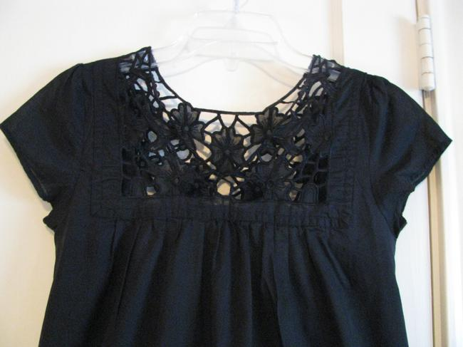 Metropark short dress Black on Tradesy