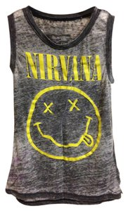 Xhilaration Nirvana Muscle Soft Top Faded Gray