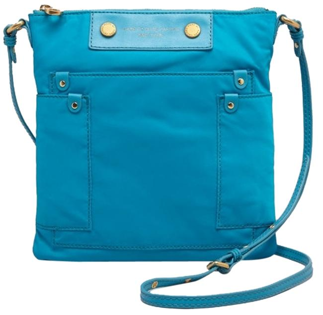 Item - Preppy Sia Teal Nylon Cross Body Bag