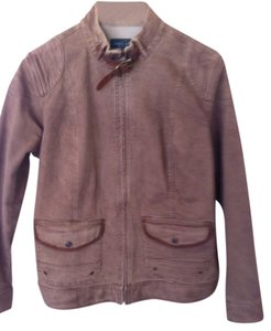 Ralph Lauren Light Brown Womens Jean Jacket