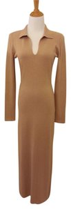 Moda International Cashmere Silk Dress